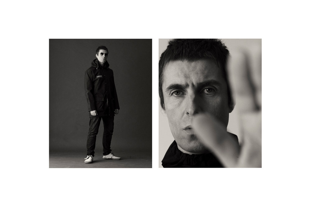 LIAM GALLAGHER FOR LS MAGAZINE