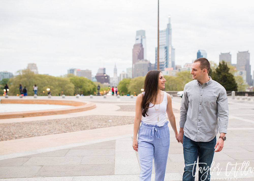 Philadelphia Engagement