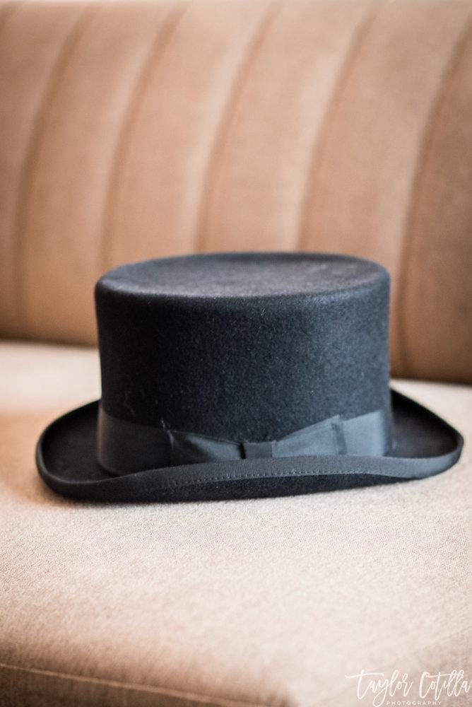 Waterworks-Wedding-Philadelphia-Top-Hat