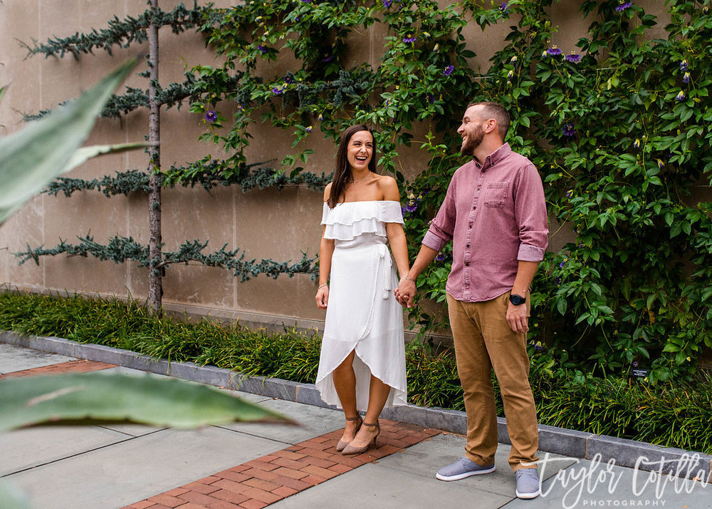 Engagement-Longwood-Gardens