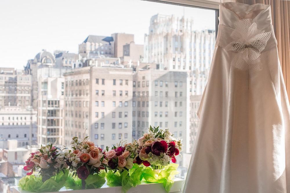 Philadelphia-Skyline-Wedding