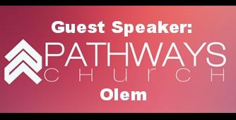 Special Guest Speaker: Olem