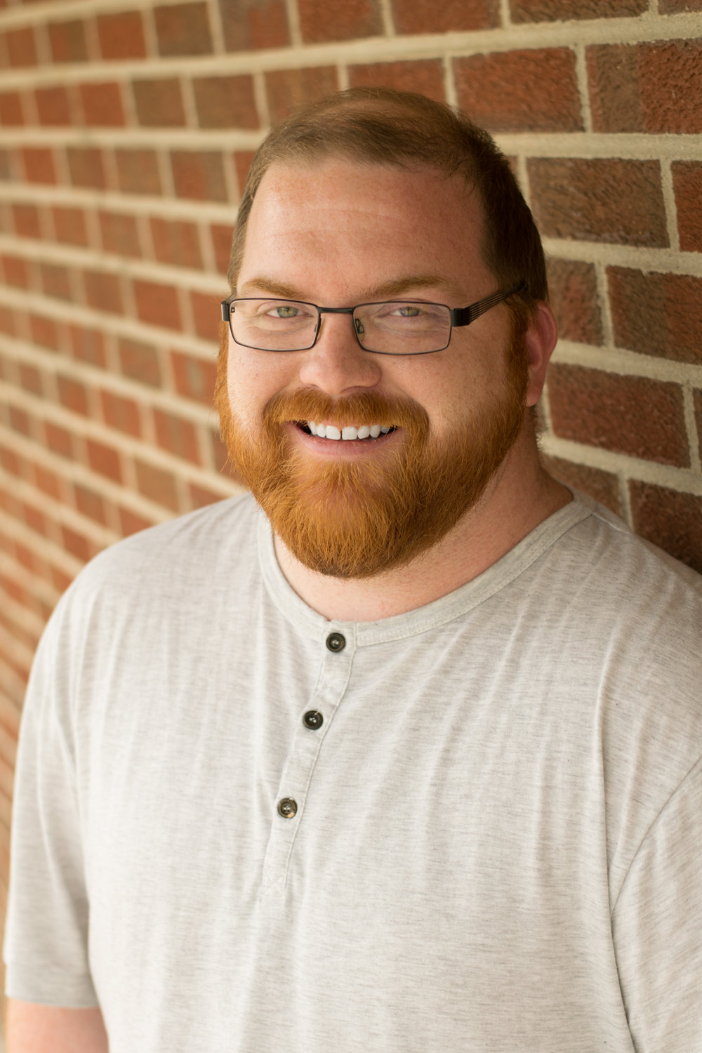 Jonathan Tollett - Graphic Design and Pastoral Assistant