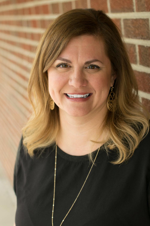Lindsay Shuman - Young Adults Pastor