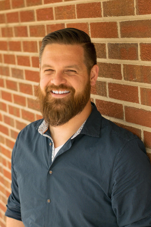 Brandon Snavely - Associate Pastor