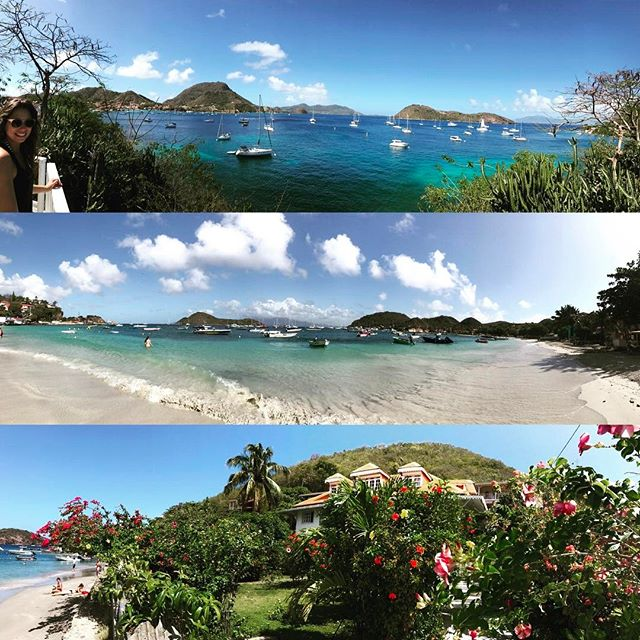 France, just a few ticks south of Texas. #guadeloupe #followthebaguette