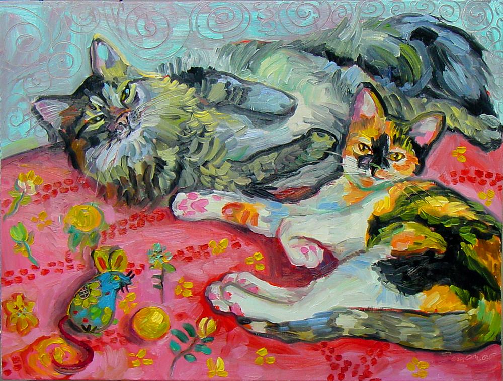 Catnips & Catnaps