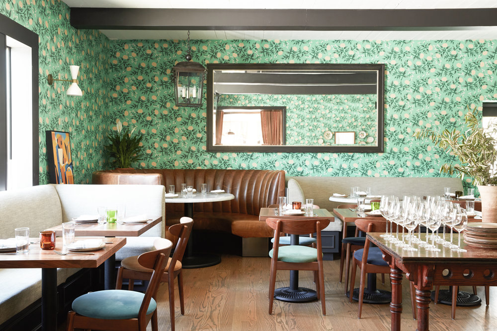 Wendy Haworth Design Studio | Felix Trattoria