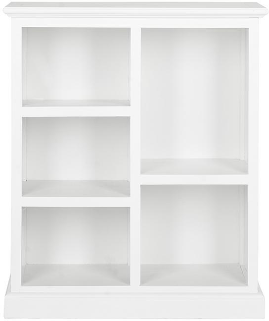 White Book Shelf