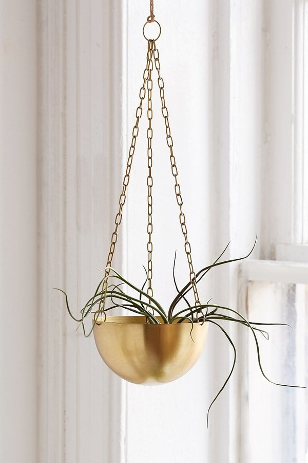 Hanging Metal Planter