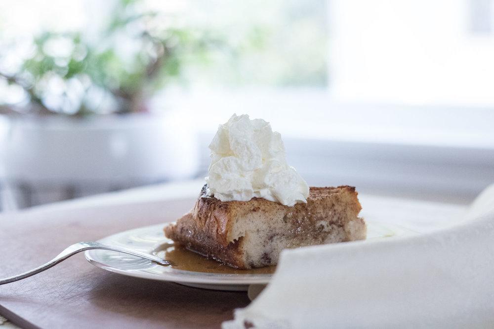 French Toast Bake - A wonderful holiday brunch recipe