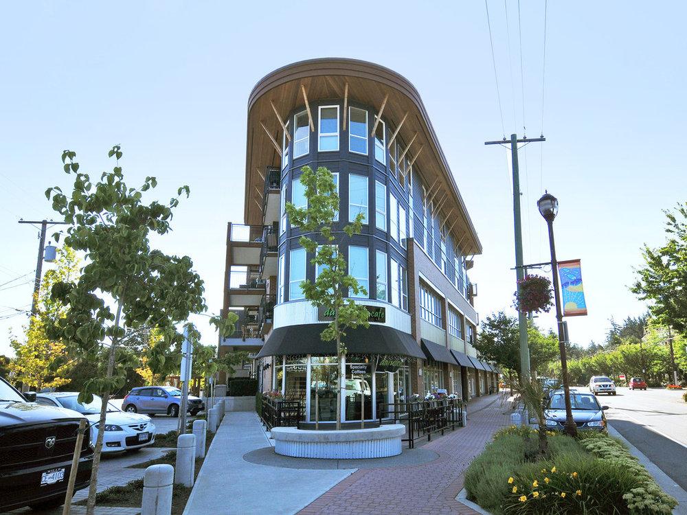 Goldstream building