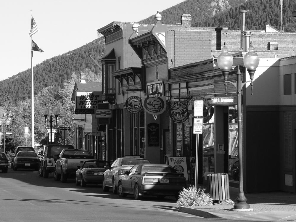 Idaho Falls main street