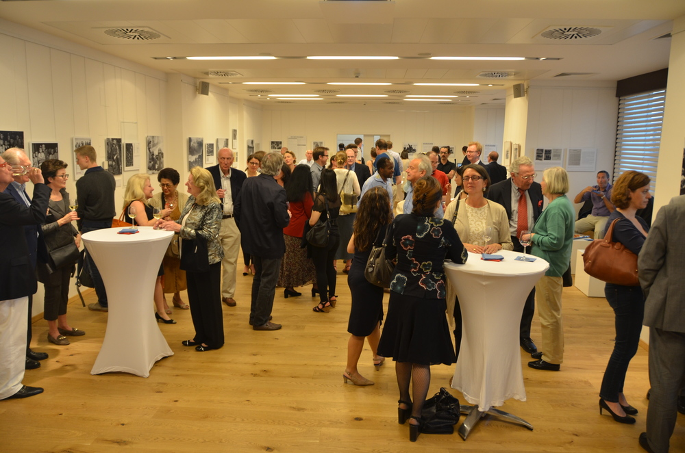 Opening Night, Amerika Haus, Vienna, June 6, 2014, 70th Anniversary of D-Day