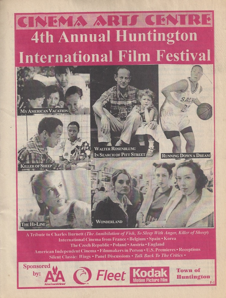 Huntington International Film Festival