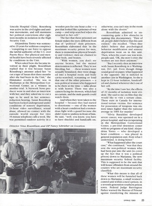 International Documentary Magazine, page 2