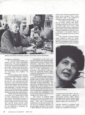 International Documentary Magazine, page 3