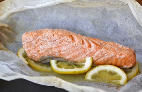 perfectly baked salmon whats cooking good looking. Black Bedroom Furniture Sets. Home Design Ideas