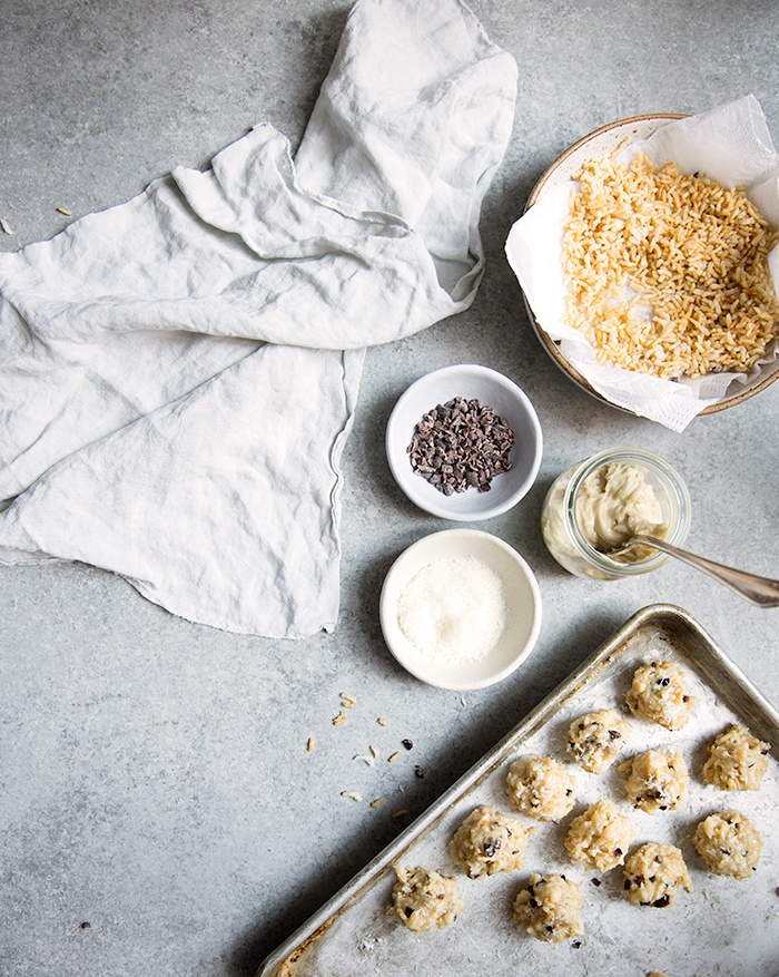 sweet crispy rice clusters + how to make crispy rice! | what's cooking good looking