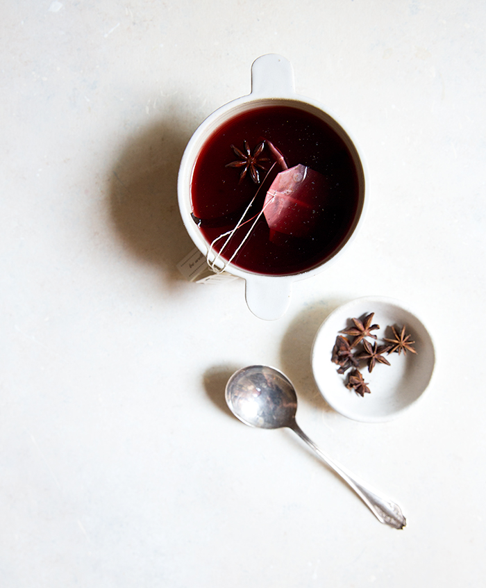 hibiscus vanilla thai-styled iced tea | what's cooking good looking