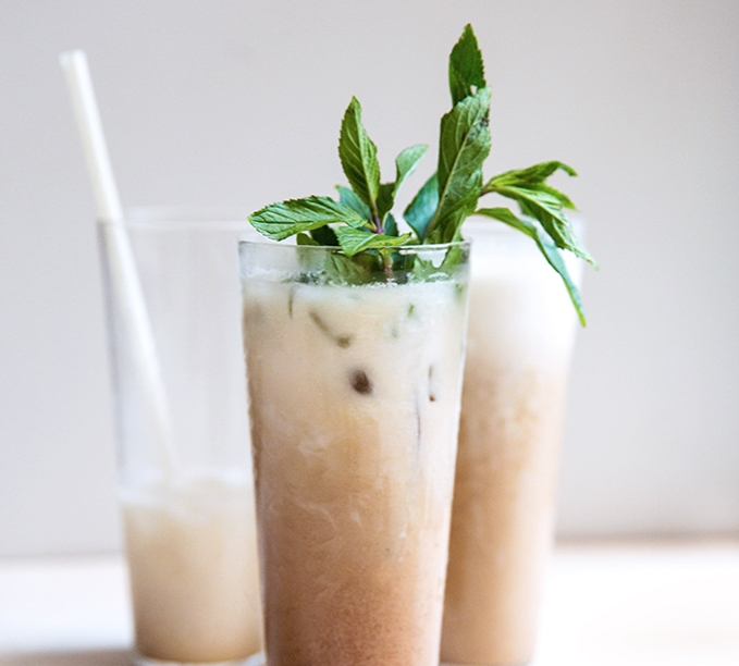 HIBISCUS VANILLA THAI STYLED ICED TEA