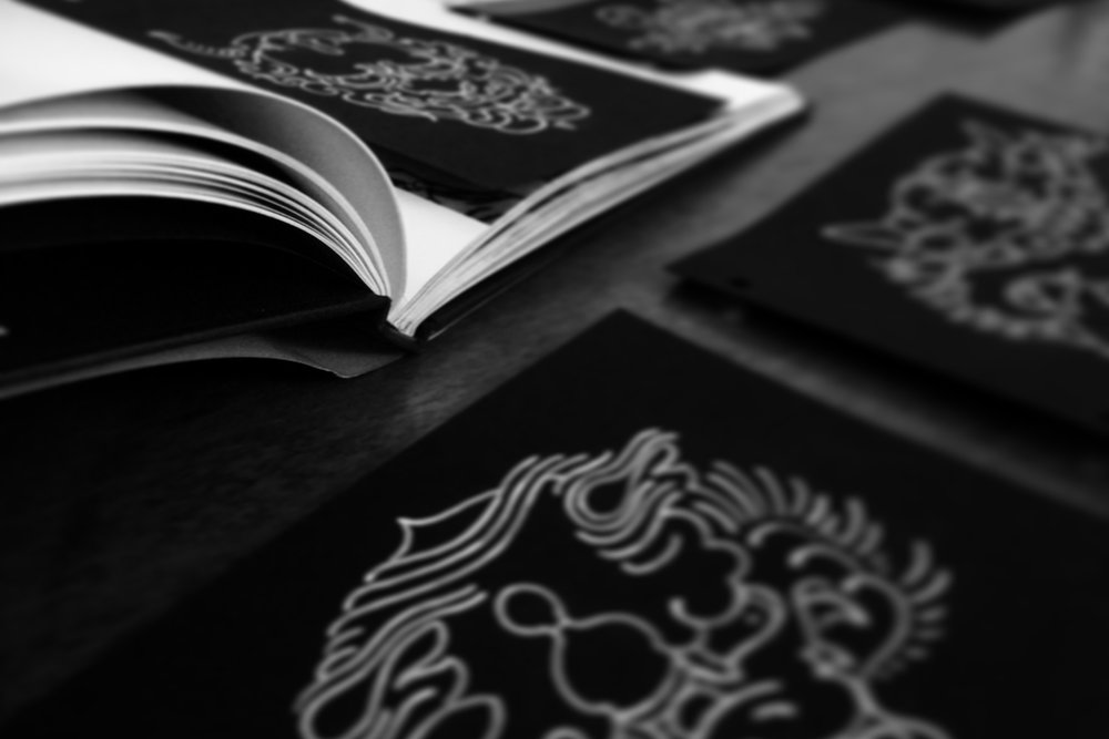 Irezumi Black Book