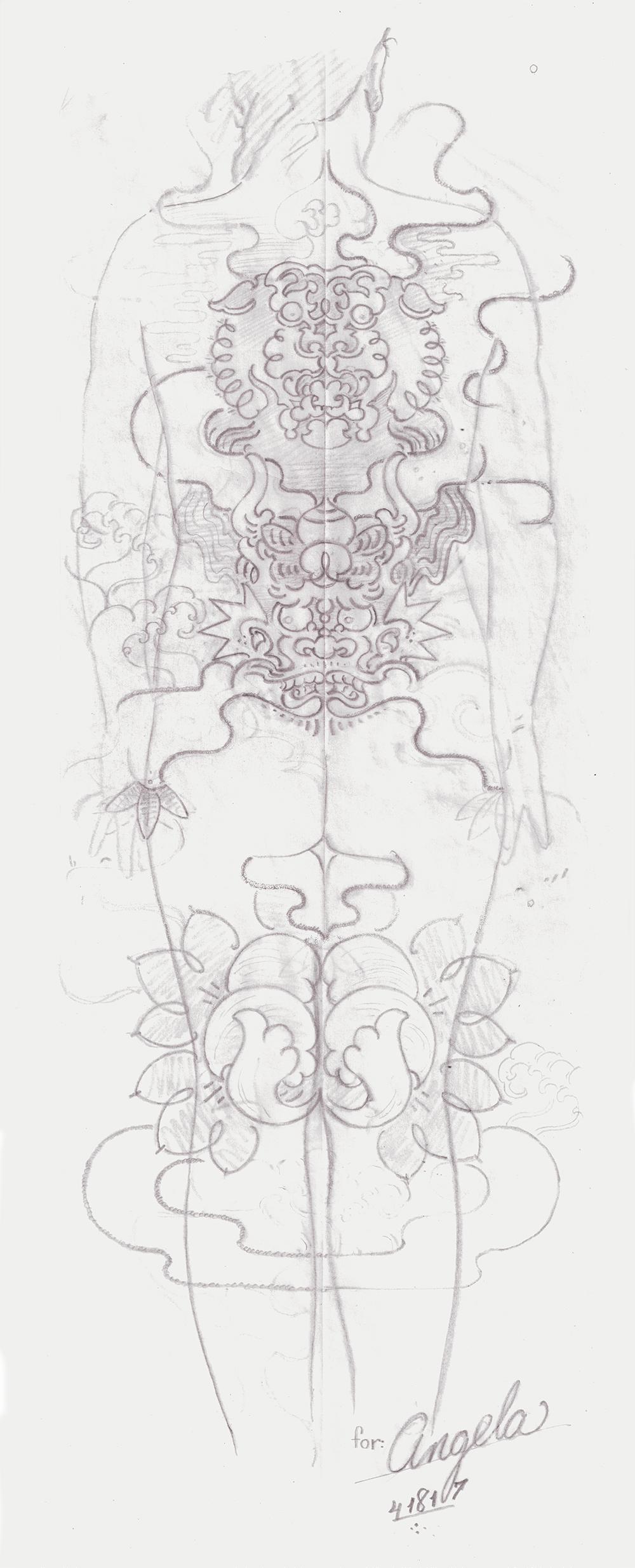 Female Full Body Suit Design