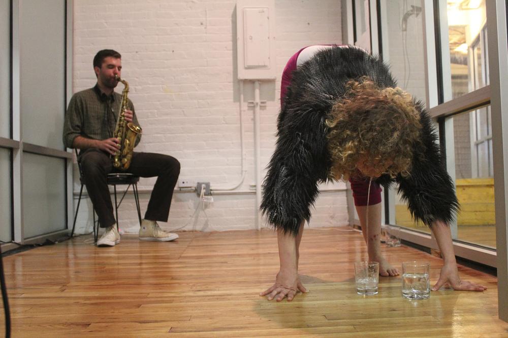 NADIA TYKULSKER  // Cabin Fever Dance Residency