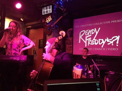 Ready Freddy\'s?! — THE CREATORS COLLECTIVE