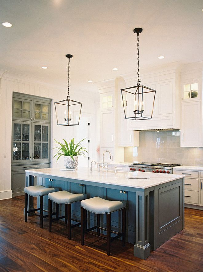 Photo courtesy Kitchen Island Lighting