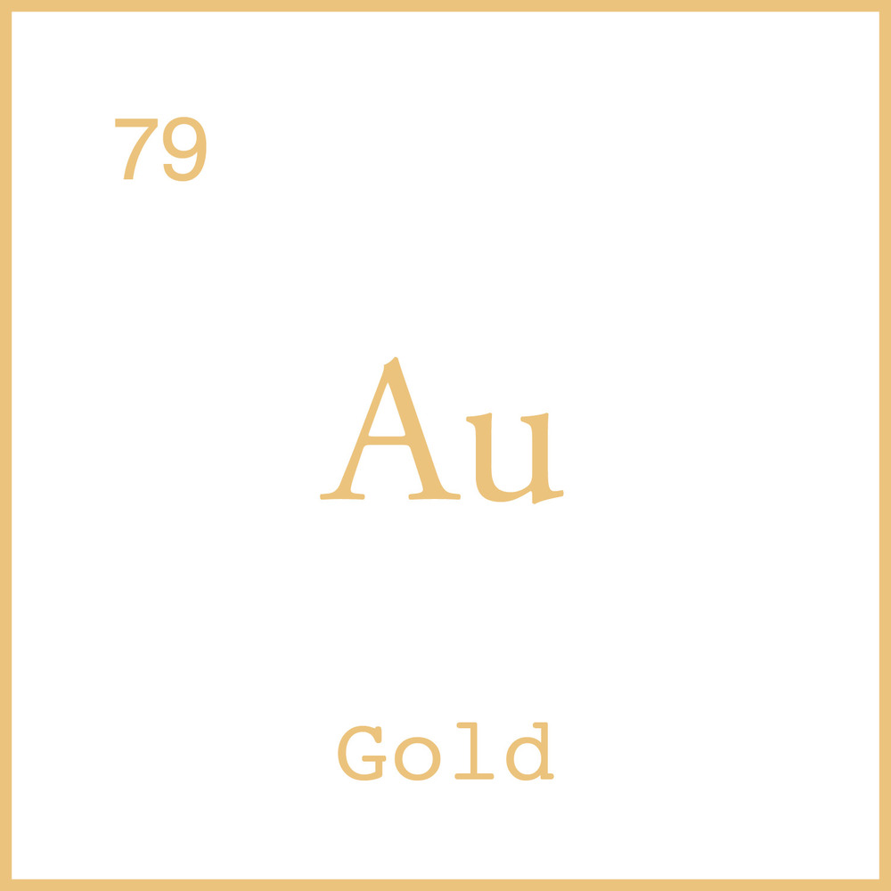 79 Au Gold