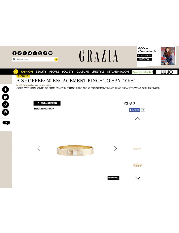 GRAZIA - Online