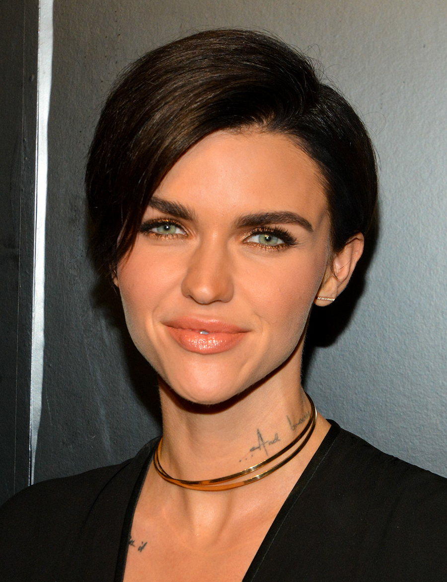 RUBY ROSE - Red Carpet