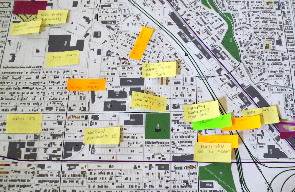 Asset Mapping and Marketing - Indianapolis, Indiana