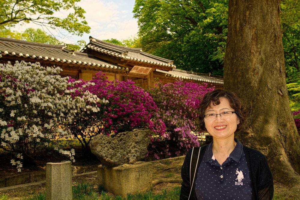 Jaeeun in Seoul