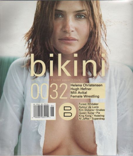 Bikini Magazine, issue 32