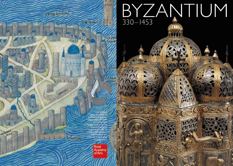 Byzantium Exhibition Guide