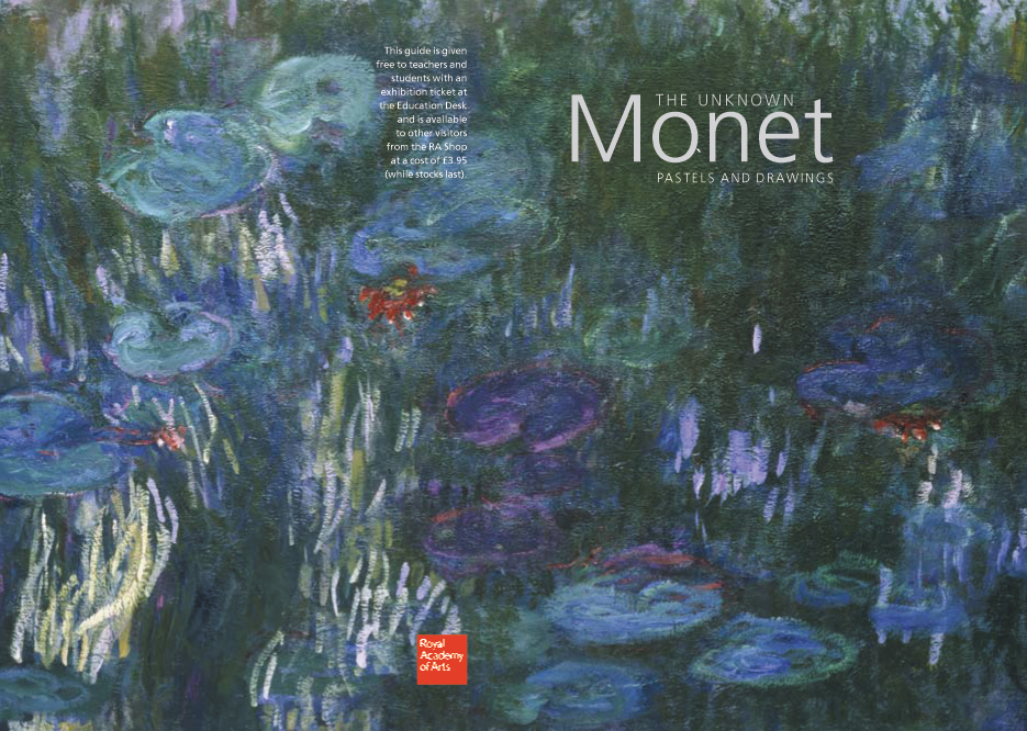The Unknown Monet Exhibition Guide