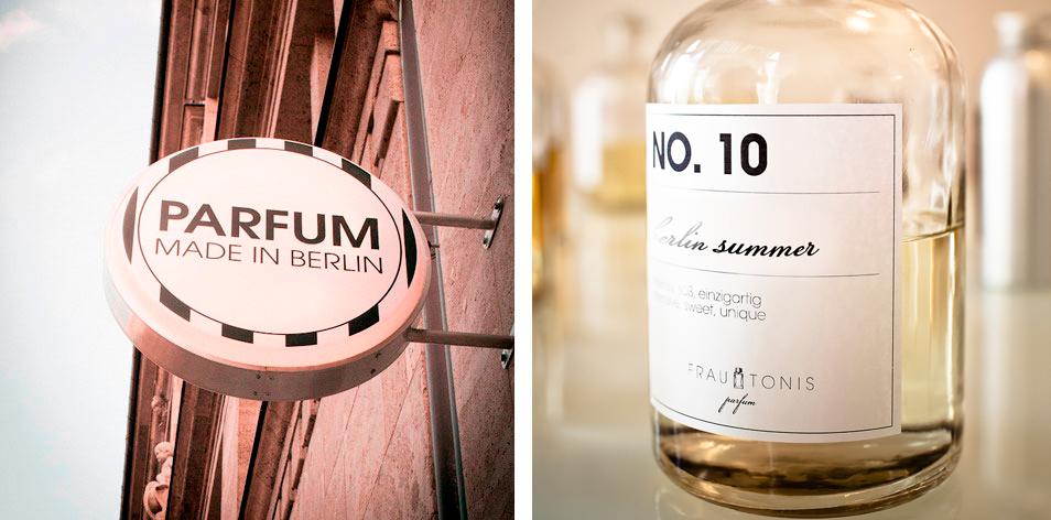 Fragrance No. 10 Photo: Frau Tonis Parfum