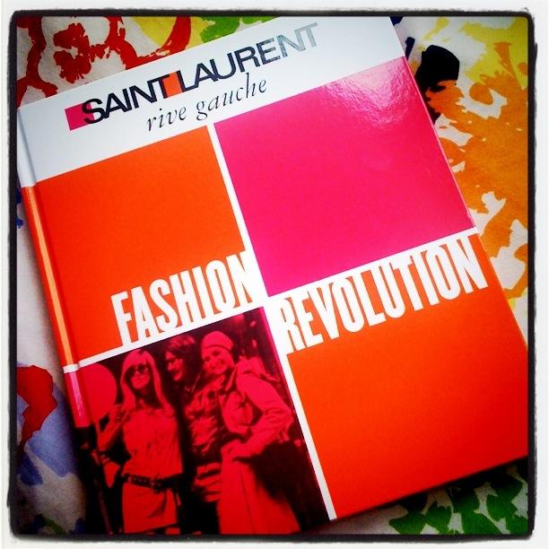 Saint Laurent Rive Gauche Photo: The Licentiate.com, April 2012