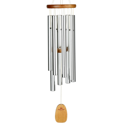 Gregorian alto wind chimes Photo: Woodstock Chimes