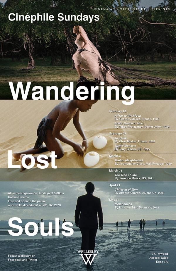 - Cinephile SundaysWandering Lost Souls