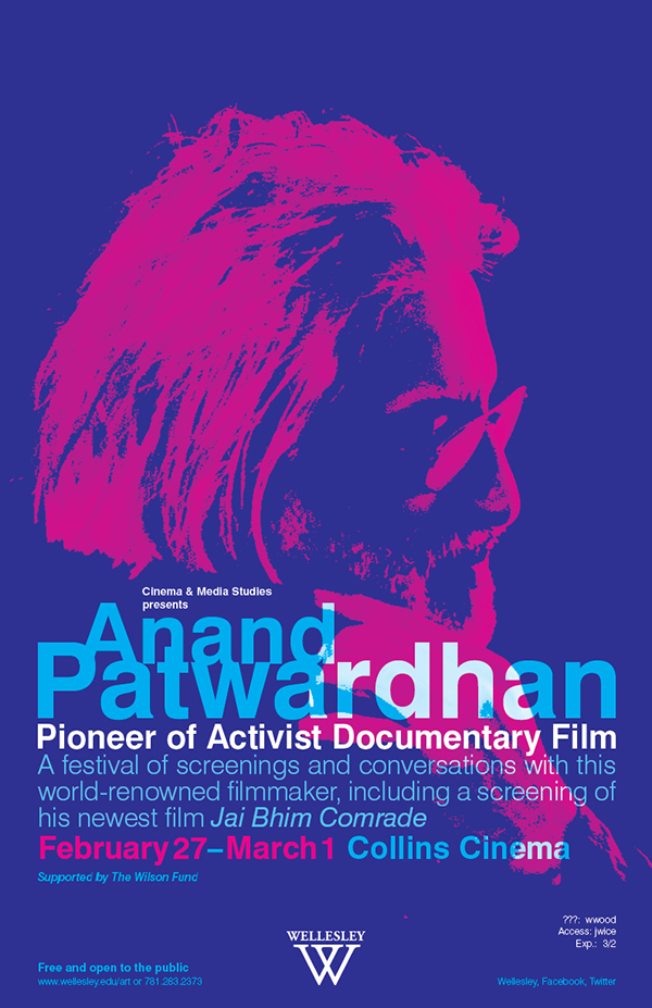 - Anand PatwardhanPioneer of Activist Documentary Film