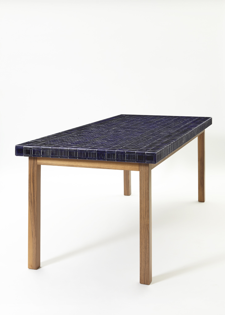'Processus' dining table, 2013