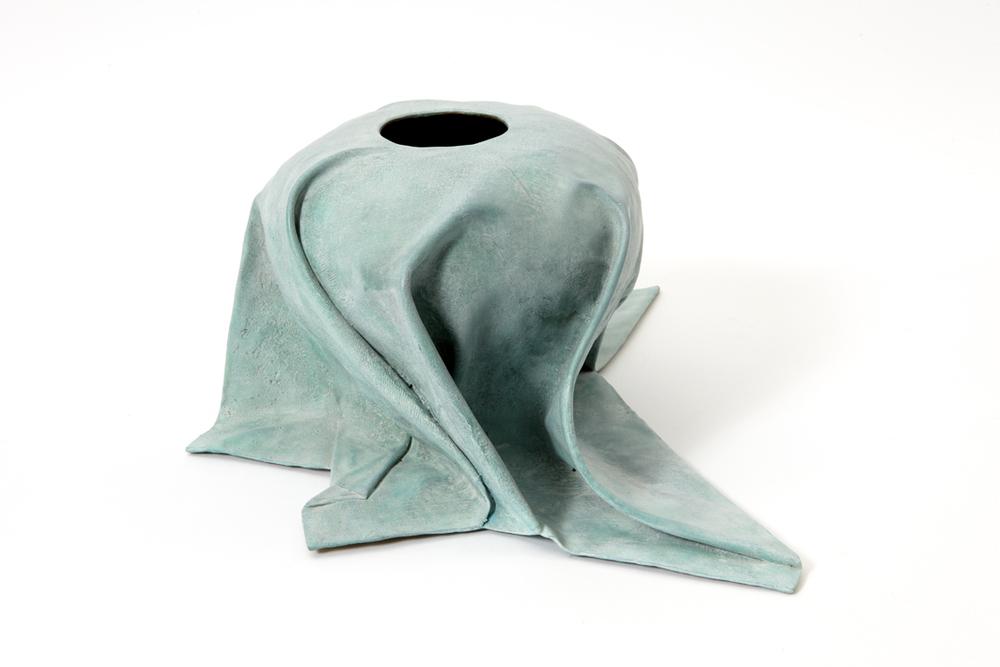 'Dressed Ware' vase, 2014