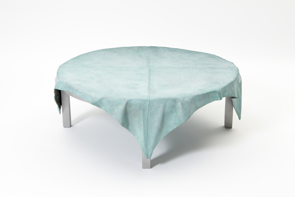 'Dressed' low table, 2014