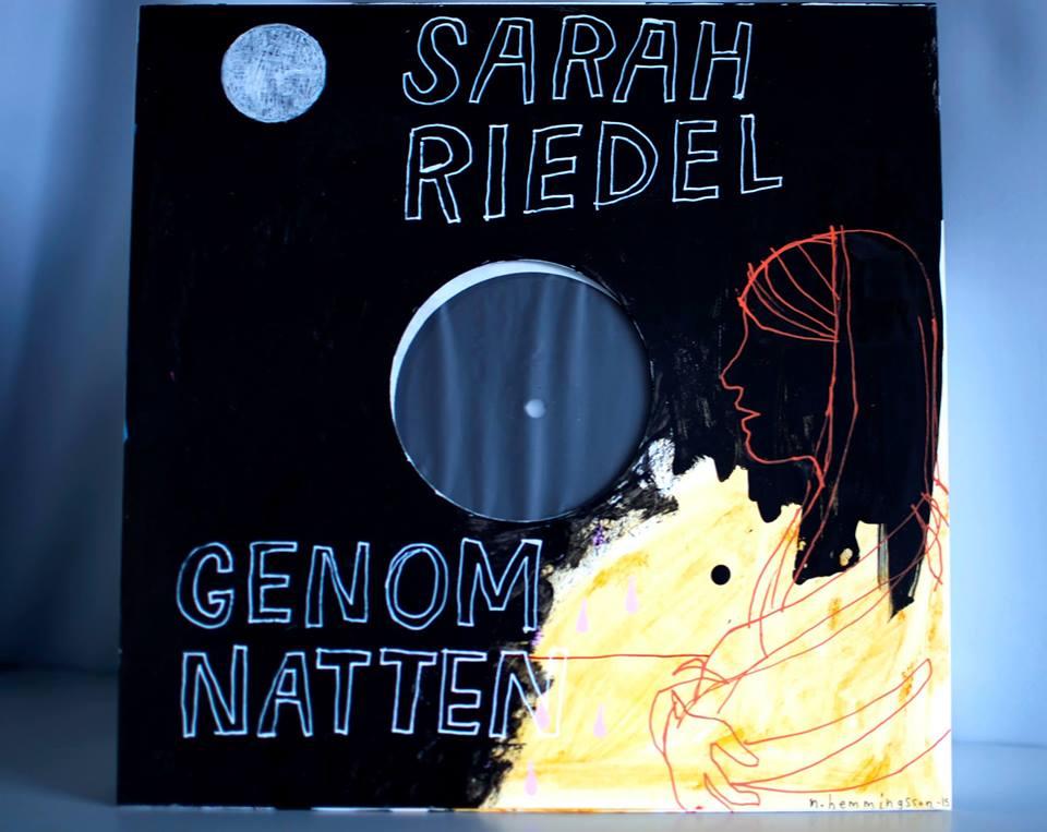 Unika LP-omslag till Sarah Riedels Grammisnominerade album auktioneras ut för ökad tolerans och medmänsklighet