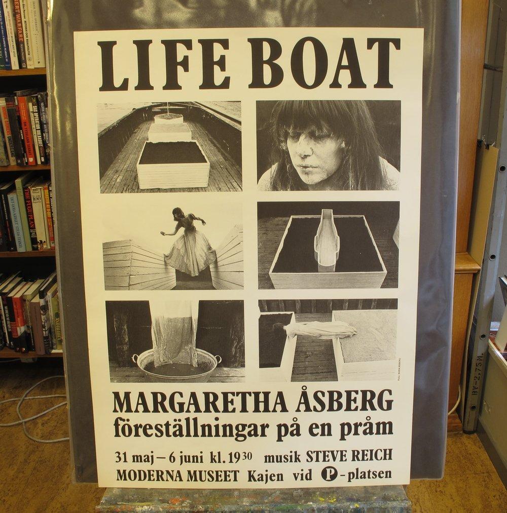 Moderna Museet Margareta Åsberg, 800:-