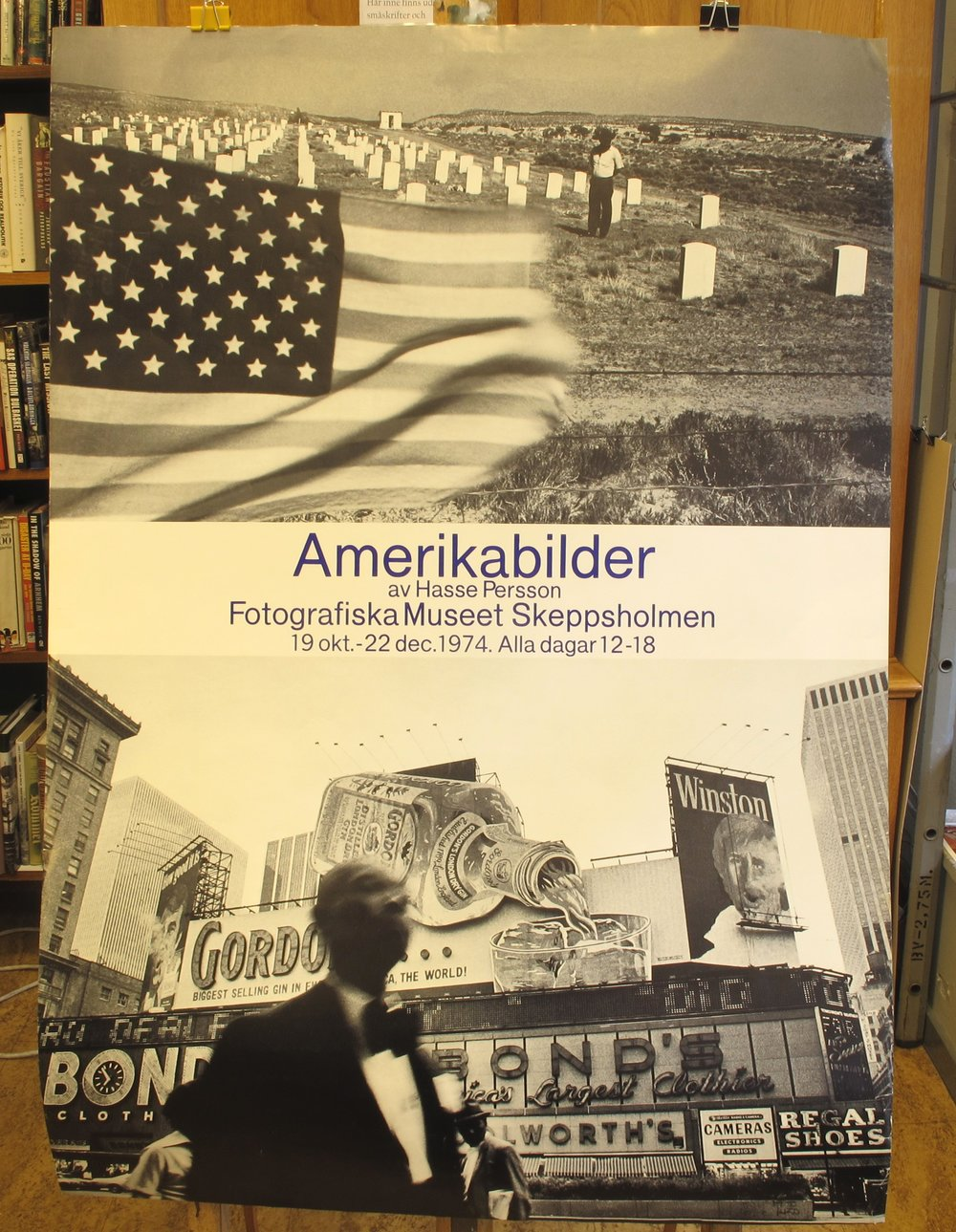 Fotografiska Museet Amerikabilder 300:-