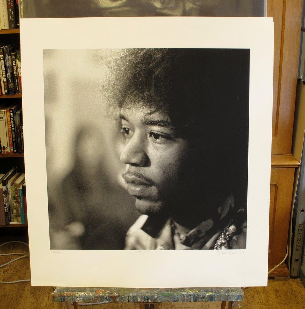 Jimi Hendrix, 4000:-